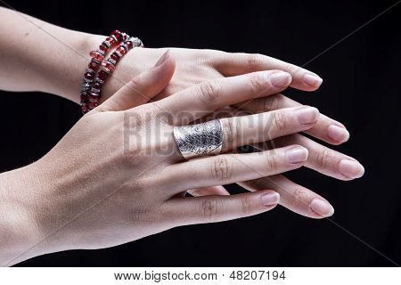 Female Hand Accessories