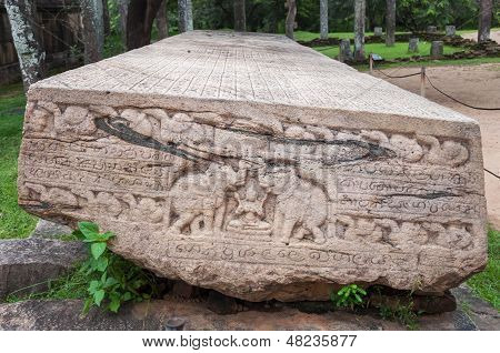 Stone Book Gal Pota