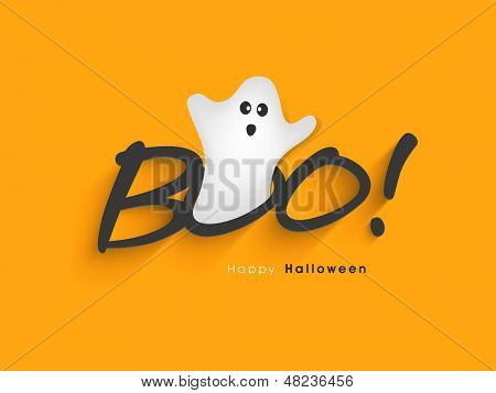 Abstract Halloween background.