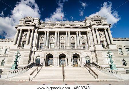 Library of Congress, Washington DC - USA