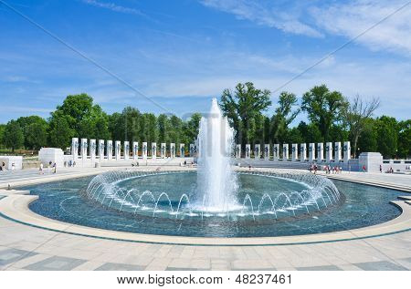 Washington DC - World War II Memorial