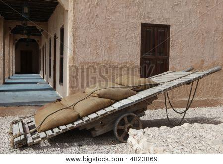 Traditional Handcart