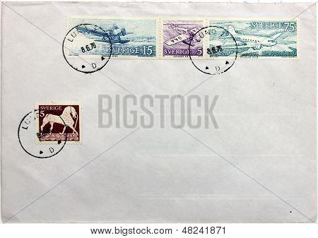 Seaplane Stamps
