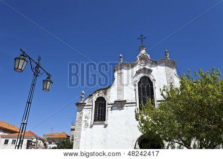 St. Julian's Church in Setubal, Portugal