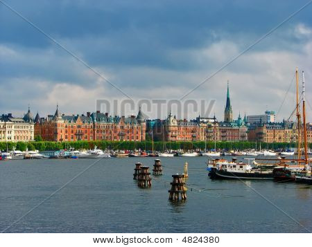 Stockholm, The Old Town