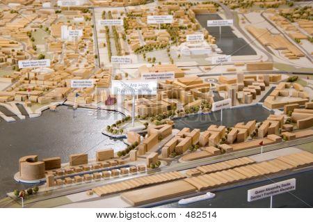 Cardiff Bay Model