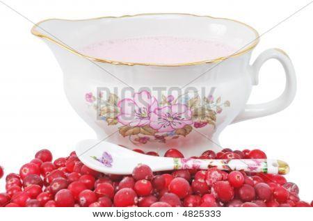 Pile Cranberry