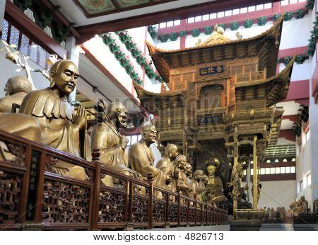 Templo Lingyin, Hangzhou, provincia de Shandong