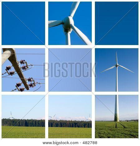 Wind Energy Grid