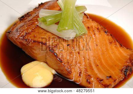 Prepared Salmon