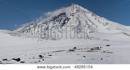 Koryakskiy volcano