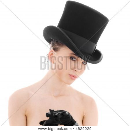 Top Hat And Crop