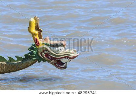 Cabezas de bote dragón