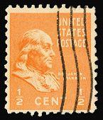 Benjamin Franklin 1938
