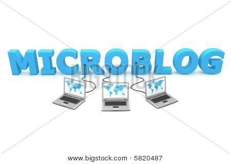 Multiple Wired To Microblog