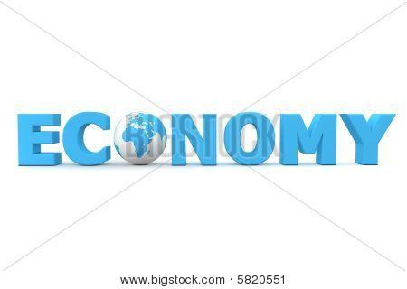 Economy World Blue