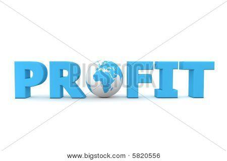 Profit World Blue
