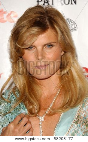 Mariel Hemingway at Rock The Kasbah presented by Virgin Unite. Roosevelt Hotel, Hollywood, CA. 07-02-07