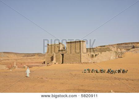 El templo de Seboua