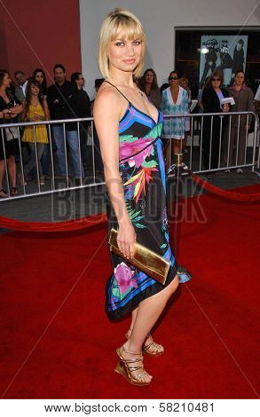 Rena Riffel at the World Premiere of