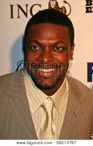 Chris Tucker at Black Enterprise Magazine's