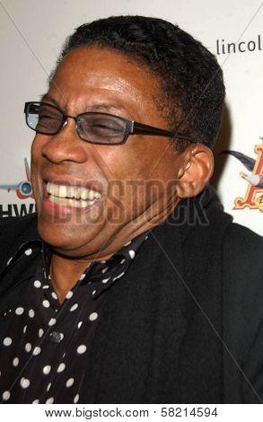 Herbie Hancock at Ebony's Pre-Oscar Celebration