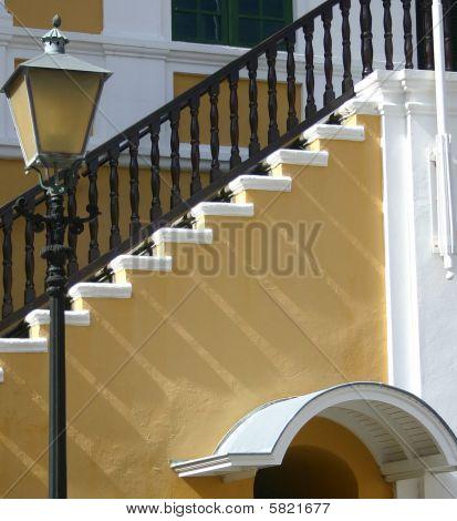 Stair Shadows
