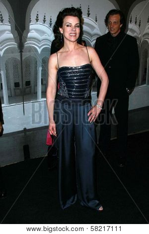 Debi Mazar at the Giorgio Armani Prive Show to celebrate the Oscars. Green Acres, Los Angeles, CA. 02-24-07