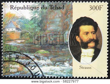 Strauss Stamp
