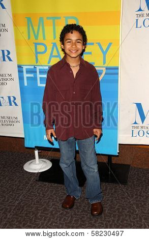 Noah Gray-Cabey at the 24th Annual William S. Paley Television Festival Featuring