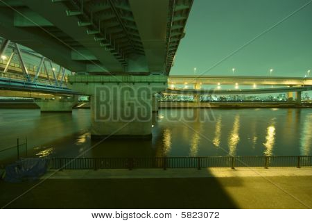 Night Bridges