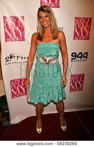 Courtney Hansen at the 2B Free Fall 2007 Collection Fashion Show. Boulevard 3, Hollywood, CA. 03-19-07