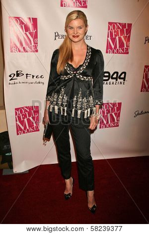 Heather Tom at the 2B Free Fall 2007 Collection Fashion Show. Boulevard 3, Hollywood, CA. 03-19-07