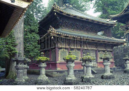 Nikko, Toshogu Shrine