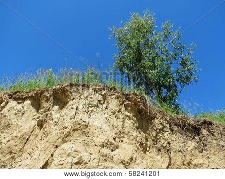 Steepe ravines