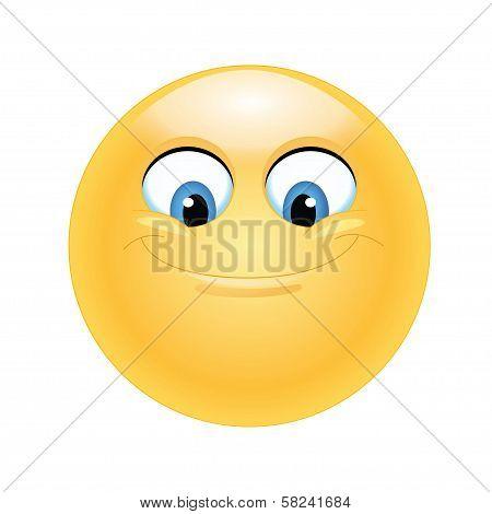 Emoticon Grinning