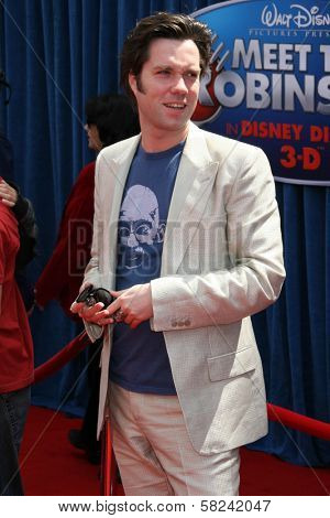 Rufus Wainwright at the World Premiere of