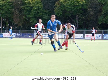 Field Hockey Match