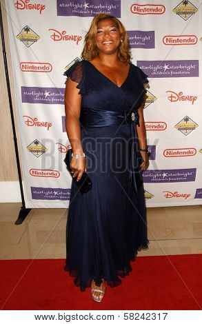 Queen Latifah at Starlight Starbright Children's Foundation's