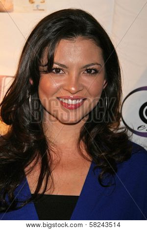 Erica Munoz at the DVD Release Party for