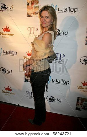 Olja Hrustic at the DVD Release Party for