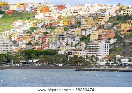 San Sebastian de La Gomera