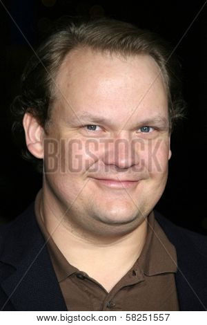Andy Richter at the Los Angeles Premiere of