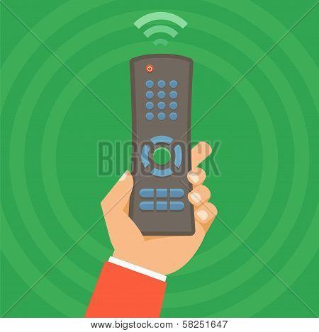 Vector Remote Control Concept