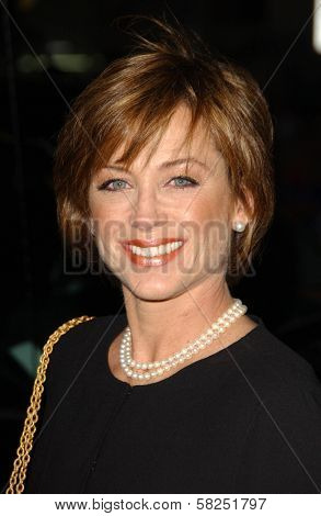 Dorothy Hamill at the Los Angeles Premiere of