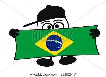 Eierkopf - Welcome Brazil