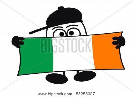Eierkopf - Welcome Ireland