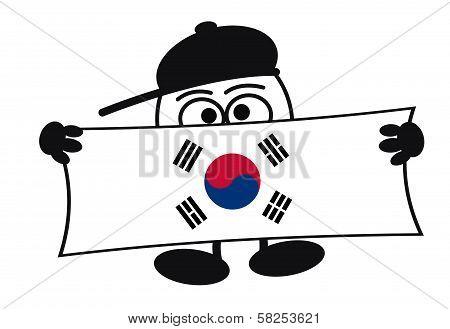 Welcome South Korea