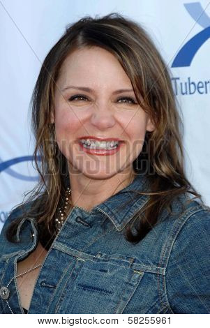 Dedee Pfeiffer at the 6th Annual Comedy For A Cure Benefit hosted by the Tuberous Sclerosis Alliance. The Music Box Theatre, Hollywood, CA. 04-01-07