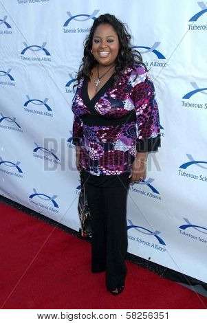 Sherri Shepherd at the 6th Annual Comedy For A Cure Benefit hosted by the Tuberous Sclerosis Alliance. The Music Box Theatre, Hollywood, CA. 04-01-07